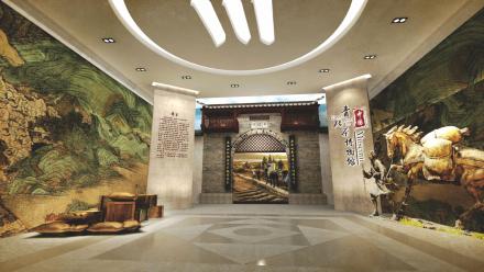 中国青砖茶博物馆