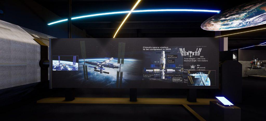 重庆开拓卫星企业展厅插图(10)