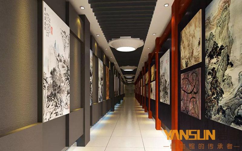 走线布局穿越时空 | 展馆设计寻求增加亮点独特技艺插图(1)