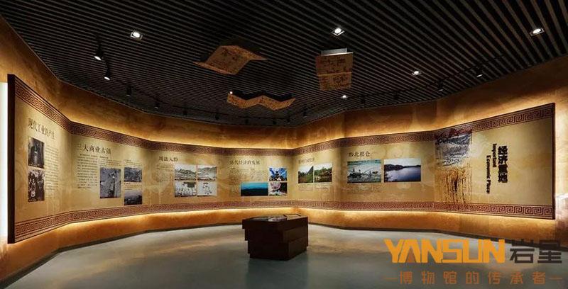 走线布局穿越时空 | 展馆设计寻求增加亮点独特技艺插图(3)