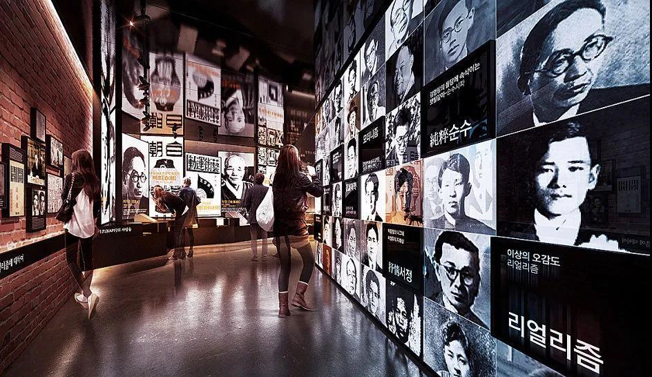 岩星建设|展厅设计的三大设计风格插图(2)
