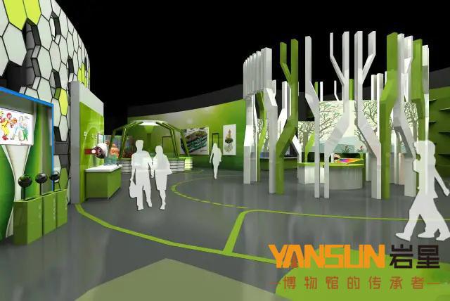 岩星建设 展厅展馆建设前期设计策划很重要插图(3)
