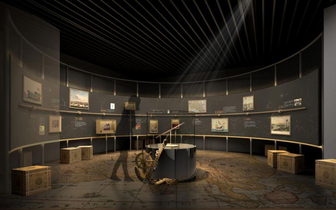 展厅走廊设计要注意哪些方面?插图(1)