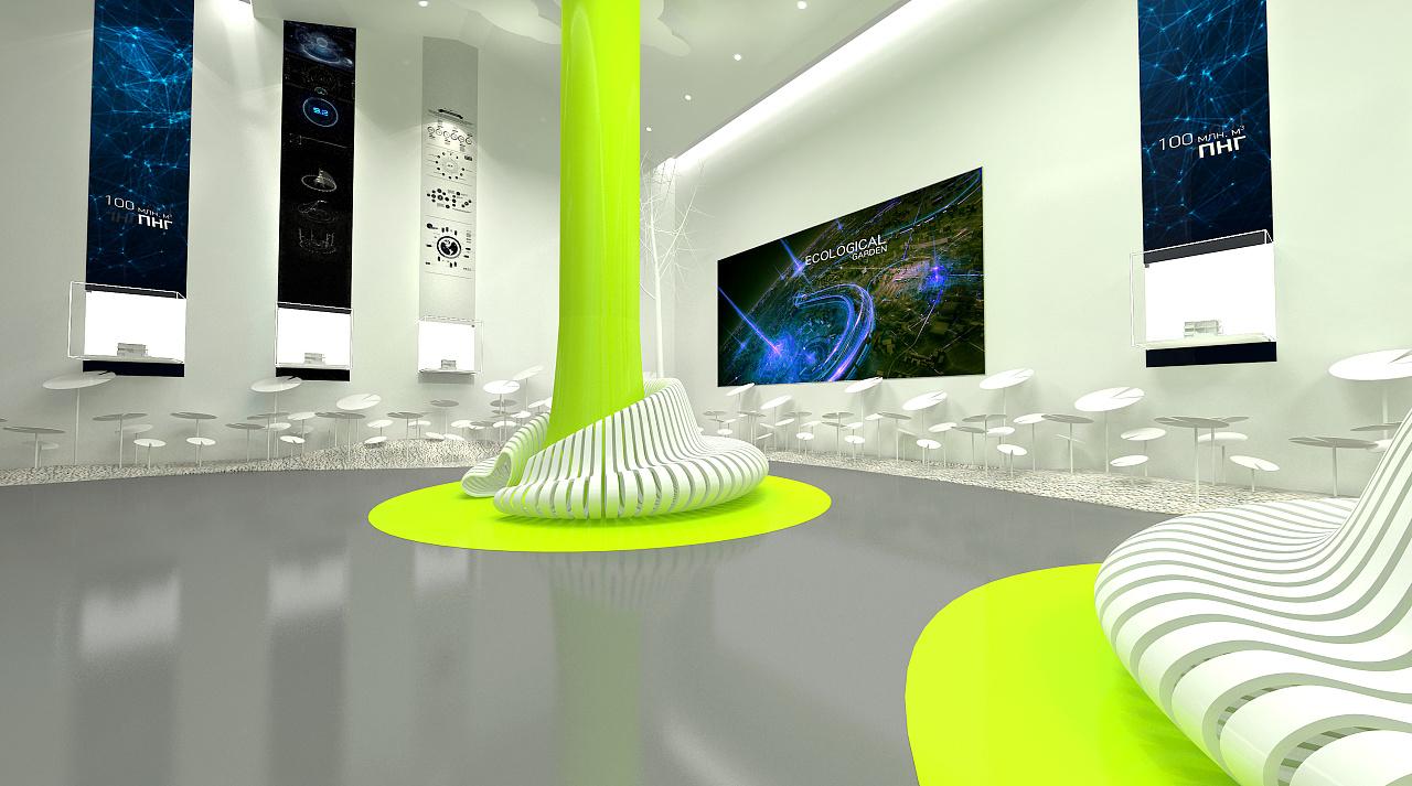 展厅走廊设计要注意哪些方面?插图