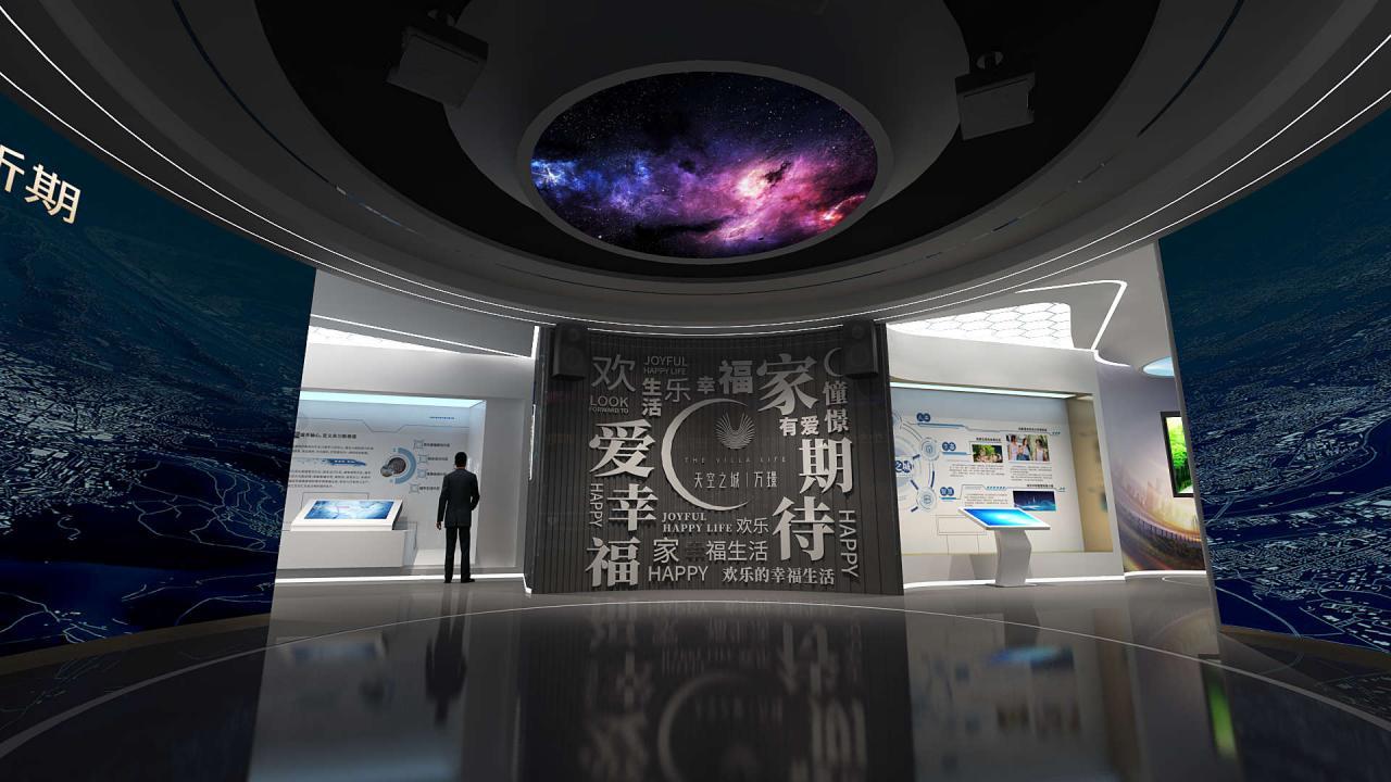 展馆设计应注意其文化历史背景插图(1)