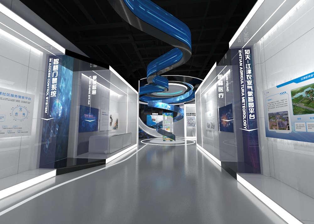 展览空间设计公司,彰显公司完美形象插图