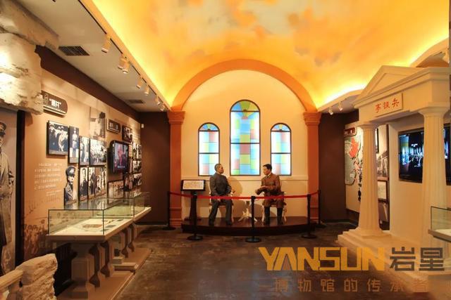 文化展馆设计其风格和空间上各有不同,设计中应如何全面把握?插图(3)