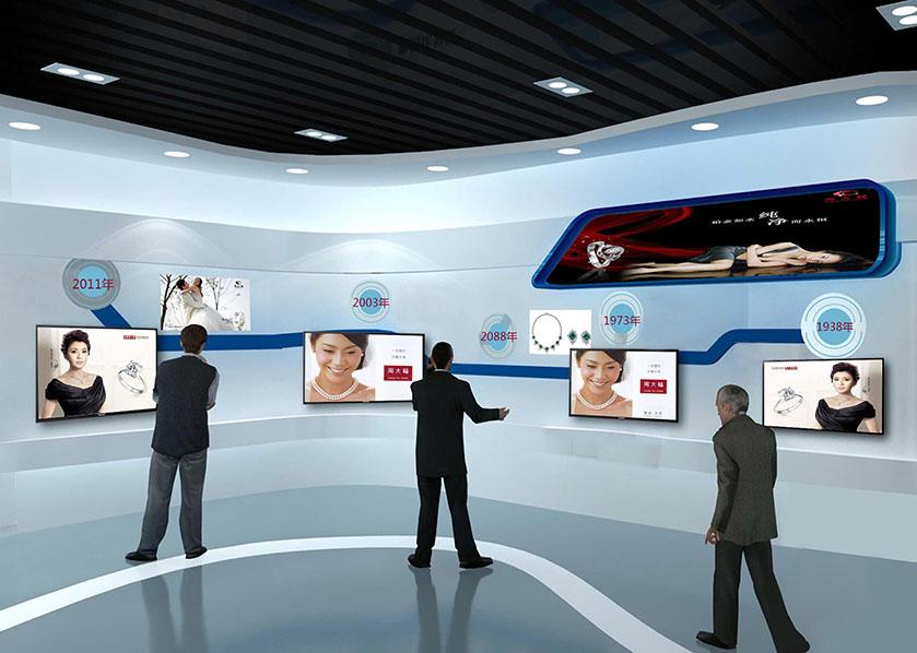传统展览馆与数字展厅之间的详细差异插图(1)
