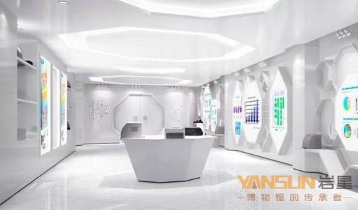 企业文化展厅要怎样设计!插图