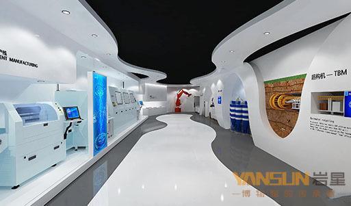 企业文化展厅要怎样设计!插图(1)