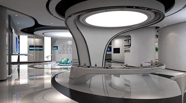 医院展厅设计怎样设计更好插图